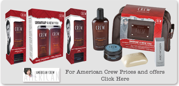 American Crew Products at 29 Market Place